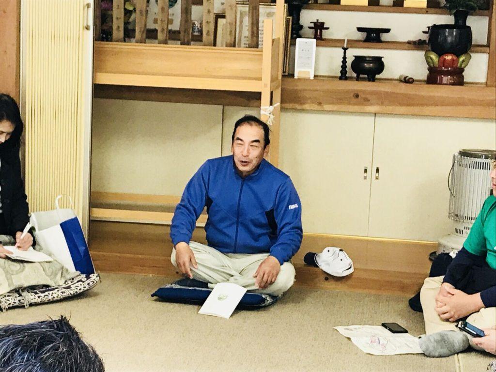 静岡デザインセミナー「おおさわ『縁側カフェ』による、地域資源の活用とは?」