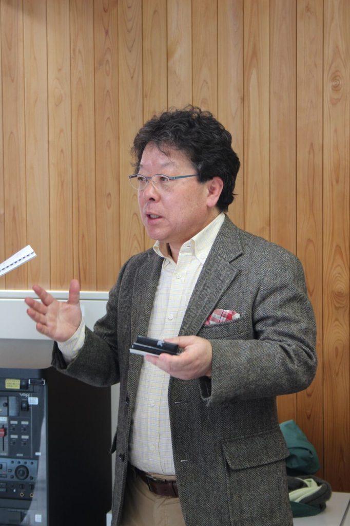 静岡デザインセミナー「中小企業におけるディズニーランドのお客様サービスデザイン」